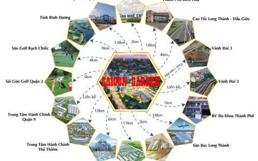 Saigon Garden Riverside Village - Quận 9